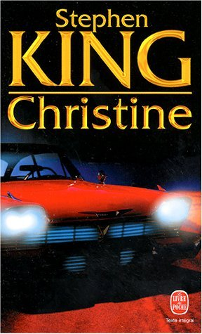 christine stephen king book - photo #3