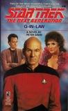 Q-In-Law (Star Trek: The Next Generation, #18)