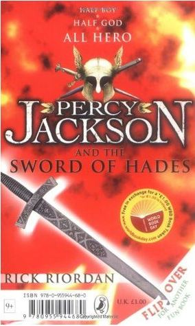 Percy Jackson and the Sword of Hades (Percy Jackson and the Olympians, #4.5)