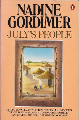 Julys People  by  Nadine Gordimer