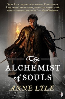 The Alchemist of Souls (Night's Masque, #1)