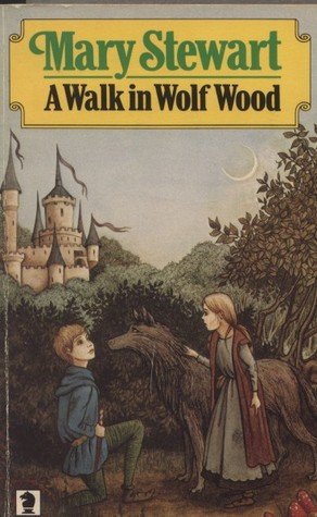 A Walk in Wolf Wood cover
