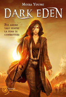 Dark Eden (Dust Lands, #1)