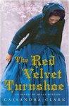 The Red Velvet Turnshoe (An Abbess of Meaux Mystery, #2)