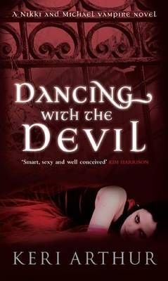Book Review: Keri Arthur's Dancing with the Devil