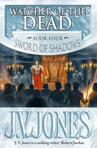 jv jones watcher of the dead book 5