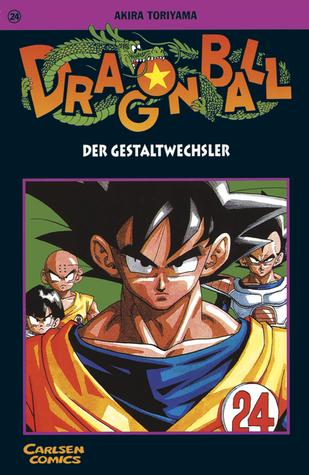 Dragon Ball, Vol. 24. Der Gestaltwechsler  by  Akira Toriyama