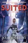 Suited (The Veiled Worlds, #2)