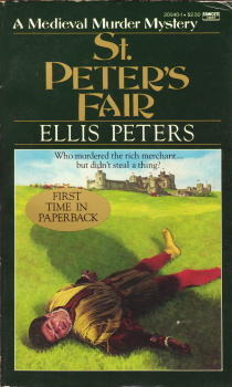 St. Peters Fair (Cronicles of Brother Cadfael, #4)  by  Ellis Peters