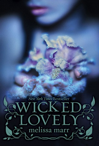 Review: Wicked Lovely by Melissa Marr (@jessicadhaluska, @melissa_marr)