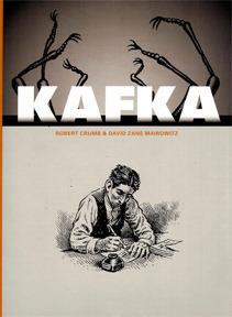 Kafka  by  Robert Crumb