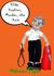 Hilda Hopkins, Murder She Knit