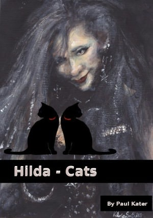 Hilda - Cats  by  Paul Kater