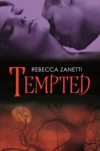 Tempted (Dark Protectors #2.5)  by Rebecca Zanetti  />
