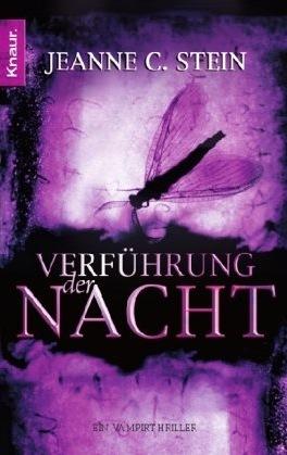 Verführung der Nacht (Anna Strong Chronicles, #1)