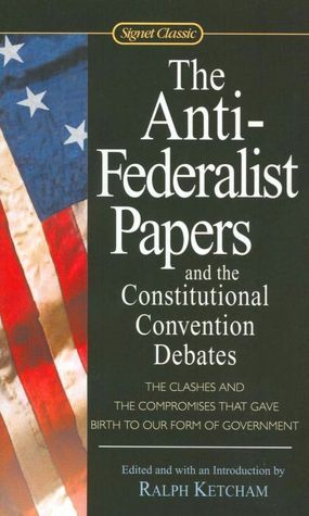 Federalists V Anti-Federalist