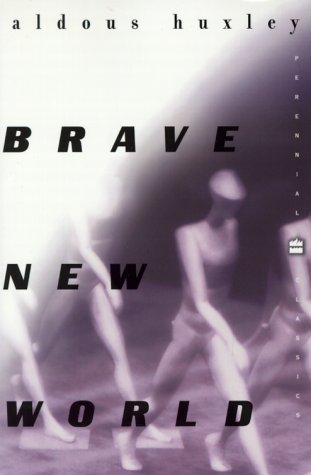 Book Review For Teens: Aldous Huxley's Brave New World
