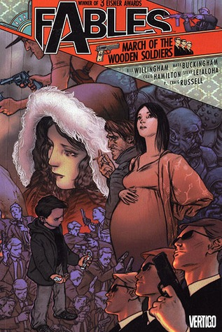 Fables, Vol. 4: March of the Wooden Soldiers (Paperback)