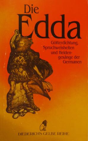 Die Edda  by  Felix Genzmer