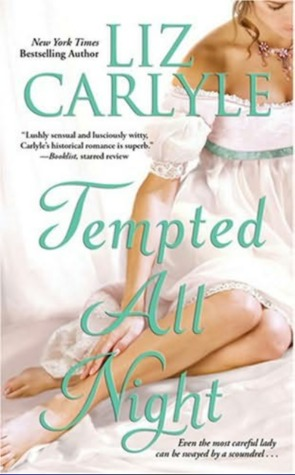 Book Review: Liz Carlyle's Tempted All Night