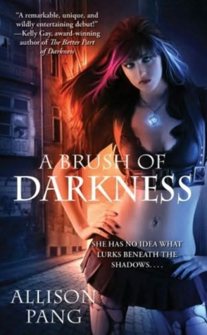 Book Review: Allison Pang's A Brush of Darkness