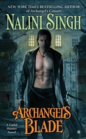 Book Review: Nalini Singh's Archangel's Blade