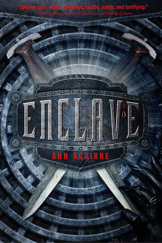 Book Review: Ann Aguirre's Enclave