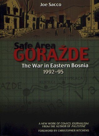 Safe Area Gorazde  cover