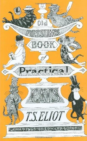 Old Possum's Book of Practical Cats (Hardcover)