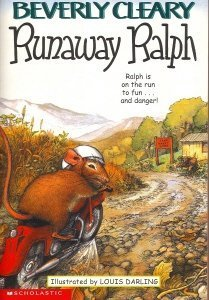 runaway ralph book report Her ability to instill realism into the most of imaginative situations makes runaway ralph a triumph full of imagination and excitement, this best-selling sequel is sure to win the hearts of new friends as well as fans of the original book.