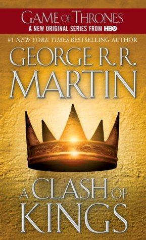 'A Clash of Kings' cover