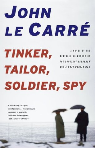 the spy theme in john le carres novel Spy writer jon stock picks his 10 favourite le carré novels the plot of the spy who came in from the cold is assembled with more precision than a swiss watch.