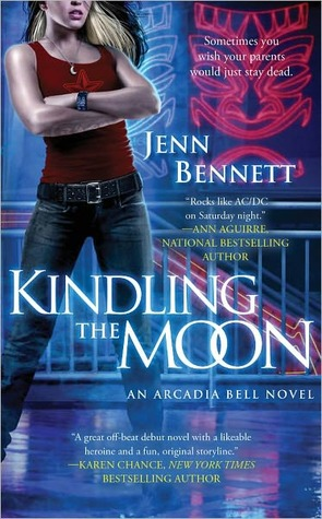 Book Review: Jenn Bennett's Kindling the Moon