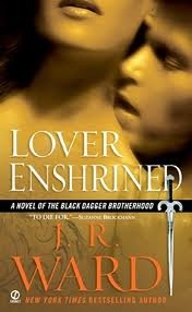 Book Review: J. R. Ward's Lover Enshrined
