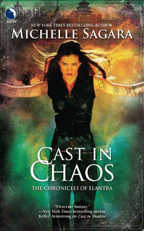Book Review: Michelle Sagara's Cast in Chaos