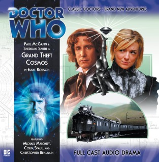 Doctor Who: Grand Theft Cosmos  by  Eddie Robson