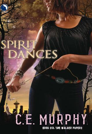 Book Review: C.E. Murphy's Spirit Dances