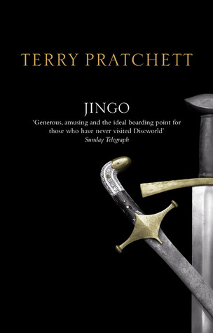 Jingo (Discworld, #21; City Watch #4)