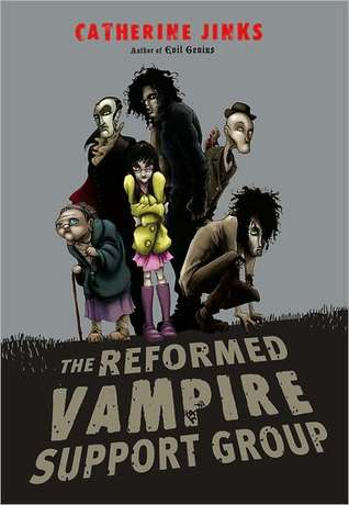 The Reformed Vampire Support Group (2009) by Catherine Jinks