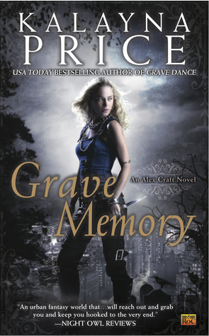 Book Review: Kalayna Price's Grave Memory