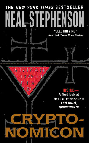 Book Review: Cryptonomicon, by Neal Stephenson - Booklexia - AP Bullard