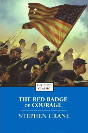 red badge of courage naturalism No passage of the red badge of courage has been subject to as much interpretive debate as the novel's stephen crane employed elements of naturalism, symbolism.
