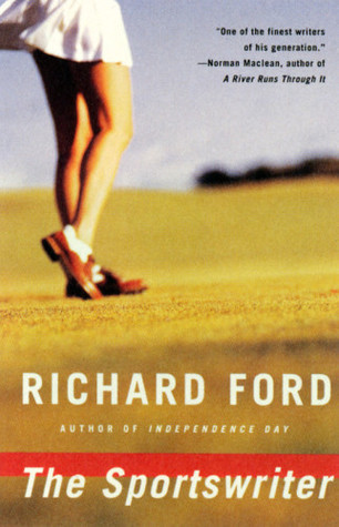 the sportswriter The sportswriter (frank bascombe series #1) by richard ford as a sportswriter, frank bascombe makes his living studying people--men, mostly--who live entirely within themselves this is a condition that frank himself aspires to.