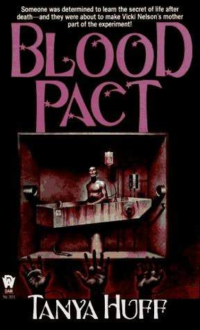 Blood Pact (Vicki Nelson, #4)