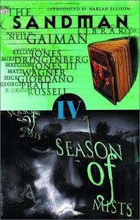 The Sandman, Vol. 4: Season of Mists (The Sandman #4)
