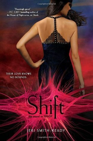 Shift (Shade #2)  - Jeri Smith-Ready