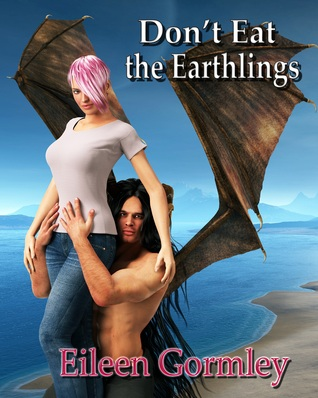 Don't Eat the Earthlings (The Cytolene Chronicles, #2)