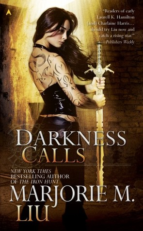 Book Review: Marjorie M. Liu's Darkness Calls