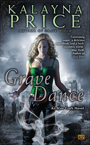 Book Review: Kalayna Price's Grave Dance
