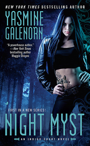 Book Review: Yasmine Galenorn's Night Myst